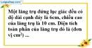 Bài 39 trang 143 SBT toán 8 tập 2