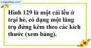 Bài 40 trang 143 SBT toán 8 tập 2
