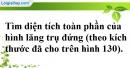Bài 41 trang 144 SBT toán 8 tập 2