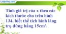 Bài 45 trang 145 SBT toán 8 tập 2