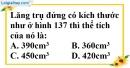 Bài 48 trang 146 SBT toán 8 tập 2