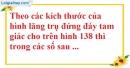 Bài 49 trang 146 SBT toán 8 tập 2