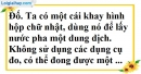Bài 52 trang 147 SBT toán 8 tập 2