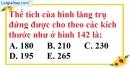 Bài 54 trang 147 SBT toán 8 tập 2
