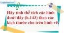 Bài 55 trang 148 SBT toán 8 tập 2