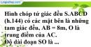 Bài 56 trang 149 SBT toán 8 tập 2