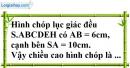 Bài 57 trang 149 SBT toán 8 tập 2