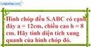 Bài 61 trang 150 SBT toán 8 tập 2