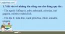 B. Hoạt động thực hành - Bài 8A: Bạn sẽ làm gì nếu có phép lạ?