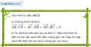 Bài 3.10 trang 104 SBT hình học 12