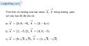 Bài 3.11 trang 104 SBT hình học 12