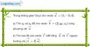Bài 3.2 trang 103 SBT hình học 12