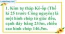 Bài 65 trang 151 SBT toán 8 tập 2