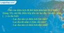 Bài 3 trang 17 Tập bản đồ Địa lí 6