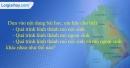 Bài 1 trang 22 Tập bản đồ Địa lí 6
