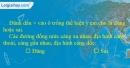 Bài 4 trang 10 Tập bản đồ Địa lí 6