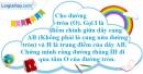 Bài 13 trang 101 SBT toán 9 tập 2