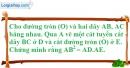 Bài 17 trang 102 SBT toán 9 tập 2
