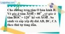 Bài 2.1 phần bài tập bổ sung trang 101 SBT toán 9 tập 2