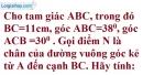 Bài 30 trang 89 SGK Toán 9 tập 1
