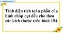 Bài 71 trang 153 SBT toán 8 tập 2