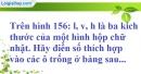 Bài 74 trang 154 SBT toán 8 tập 2