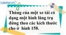 Bài 77 trang 155 SBT toán 8 tập 2