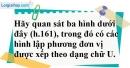 Bài 79 trang 155 SBT toán 8 tập 2