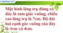 Bài 83 trang 156 SBT toán 8 tập 2