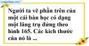 Bài 86 trang 157 SBT toán 8 tập 2