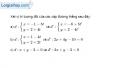 Bài 3.9 trang 147 SBT hình học  10