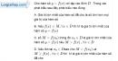 Bài 4.16 trang 105 SBT đại số 10
