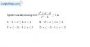 Bài 4.44 trang 113 SBT đại số 10