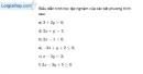 Bài 4.46 trang 116 SBT đại số 10