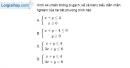 Bài 4.49 trang 117 SBT đại số 10