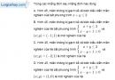 Bài 4.50 trang 117 SBT đại số 10