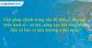 Bài 4 trang 10 Tập bản đồ Địa lí 7