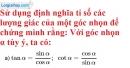 Bài 14 trang 77 SGK Toán 9 tập 1