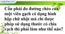 Bài 89 trang 157 SBT toán 8 tập 2