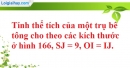 Bài 90 trang 157 SBT toán 8 tập 2