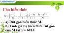 Bài 6 trang 182 SBT toán 8 tập 2