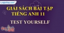 Test yourself 2: Units  9- 10 SBT Tiếng Anh 11 mới