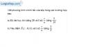 Bài 3.32 trang 164 SBT hình học 10