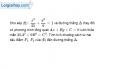 Bài 3.44 trang 165 SBT hình học 10