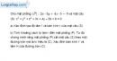 Bài 3.65 trang 134 SBT hình học 12