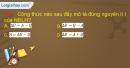 Bài 33.1, 33.2, 33.3, 33.4, 33.5 trang 79,80 SBT Vật lí 10