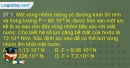 Bài 37.1, 37.2 trang 87 Sách bài tập (SBT) Vật lí 10