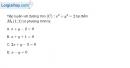 Bài 3.80 trang 170 SBT hình học 10
