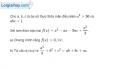 Bài 4.79 trang 125 SBT đại số 10