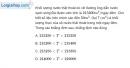 Bài 4.83 trang 126 SBT đại số 10
